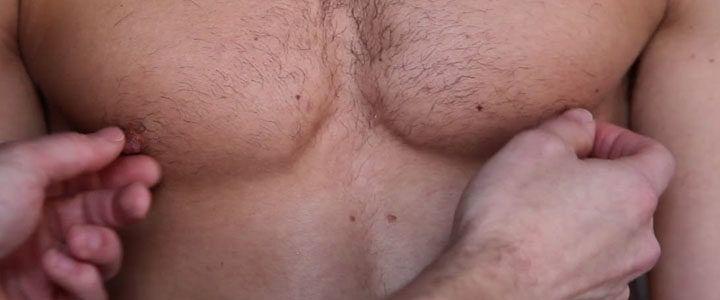 Erotyczny masaż - punkty erogenne